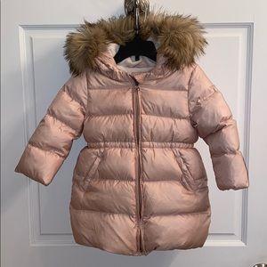 Gap Toddler Girl Puffer Coat.